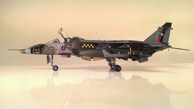 Jaguar 1-48 KittyHawk 1