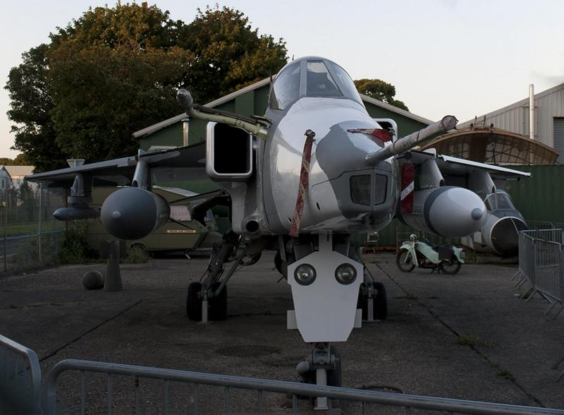 Jaguar XZ106 03aug14 Manston 800